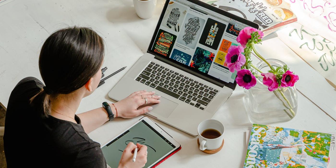 在宅でできる副業にバナ-制作&Webデザインをおすすめする理由
